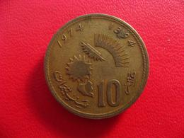 Maroc - 10 Santimat 1974 7514 - Ireland