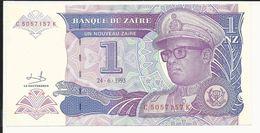 Zaire 1 Nouveaux Zaire 1993 UNC - Zaïre