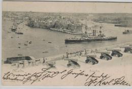 Schiff Vor Malta .. Alte Karte ...   (ka2563  ) Siehe Scan - Non Classificati