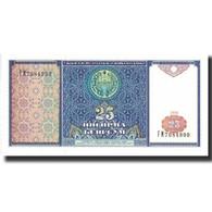 Billet, Uzbekistan, 25 Sum, 1994, 1994, KM:77, NEUF - Ouzbékistan