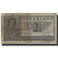 Billet, Pays-Bas, 2 1/2 Gulden, 1949-08-08, KM:73, AB - [2] 1815-… : Kingdom Of The Netherlands