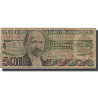 Billet, Mexique, 500 Pesos, 1984, 1984-08-07, KM:79b, TB+ - Mexique