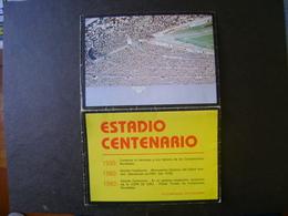 CENTENARIO MONTEVIDEO STADIUM (URUGUAY), ADVERTISING FOLDER IN THE STATE - Other
