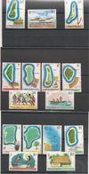 TUVALU Année 1976 Série Courante N°Y/T : 23/37** Côte:66,00 € - Tuvalu