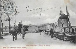 11)   CASTELNAUDARY  - Avenue De Mirepoix  (  Moulin à Vent ) - Castelnaudary