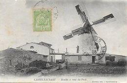 11)   CASTELNAUDARY  - Moulin à Vent Du Pech - Castelnaudary