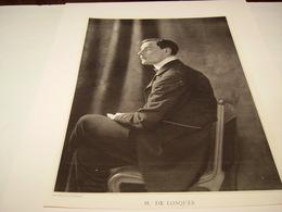 ANCIENNE PUBLICATION THEATRE M.DE LOSQUES 1904 - Théatre & Déguisements