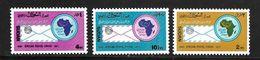 SOUDAN 1972 UNION POSTALE AFRICAINE   YVERT N°251/53  NEUF MNH** - Soudan (1954-...)
