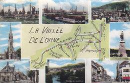 La Vallee De L'Orne - Rombas Hagondange Moyeuvre Grande Joeuf Amneville Rosselange - France