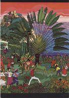 X116671 LES ANTILLES FRANCAISES MARTINIQUE L' ARBRE DU VOYAGEUR CREATION DE M. PELZ - Martinique