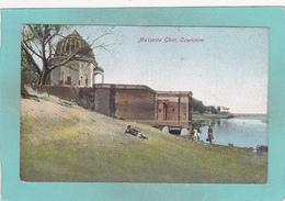 Old Small Postcard Of Massacre Ghat, Uttar Pradesh, India,R47. - India