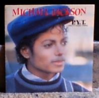 Michael Jackson -P.Y.T. (Pretty Young Thing)/Working Day And Night - Disco, Pop