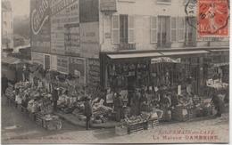 ST GERMAIN EN LAYE   LA MAISON DAMBRINE  BEAU PLAN - St. Germain En Laye