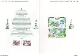 """"""" ANDRE LE NOTRE """" Sur Document Officiel De 2013 De 4 Pages.  N° YT F4751. Parfait état ! DPO - 2010-...."""