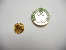 Beau Pin's , Cyclisme Vélo , FFC , Union Cycliste De Condat Sur Vienne , Haute Vienne - Cyclisme