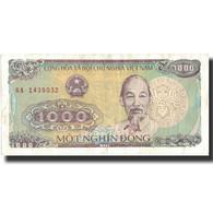 Billet, Viet Nam, 1000 D<ox>ng, 1988, 1988, KM:106a, TTB - Vietnam