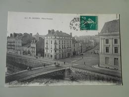 ILLE ET VILAINE RENNES PLACE PASTEUR - Rennes