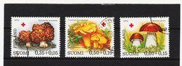 AUA695 FINNLAND 1974 Michl 753/55 Gestempelt / Entwertet  ZÄHNUNG Und STEMPEL SIEHE ABBILDUNG - Finnland