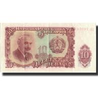 Billet, Bulgarie, 10 Leva, 1951, 1951, KM:83a, TTB+ - Bulgarie