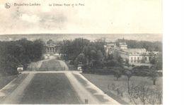 Bruxelles - CPA - Brussel - Laeken - Le Chateau Royal Et Le Parc - Laeken