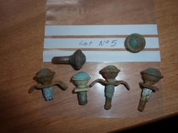 Allumeur BEZ 39  1939-45, 1914-18, Equipement, Mine, Non Classés - Armes Neutralisées