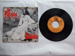 EP 45 T DALIDA  LABEL SONOPRESSE 45710J  LE PARRAIN - Disco & Pop