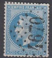 GC  4670   CHAPELLE  SAINT  MESMIN     (  43  -  LOIRET  ) - Marcophilie (Timbres Détachés)