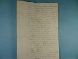 Acte Notarié 1769 Vente Bourguignon Laffineur Gonrieux /1/ - Manuscrits