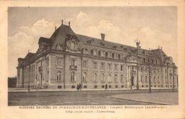 Luxembourg, Acieries Reunies De Burbach-eich-dudelange, Comptoir Metallurgique     (bon Etat) - Dudelange