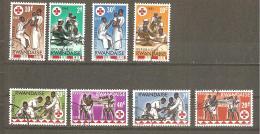 Rwanda N° 44 / 51 , O , Centenaire De La Croix-Rouge Intern - Rwanda
