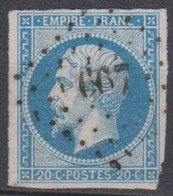 PC  667   CAZALS    (  44  -  LOT  ) - 1849-1876: Période Classique