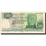 Billet, Argentine, 500 Pesos, Undated (1977-82), Undated, KM:303a, TB+ - Argentine