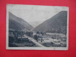 PASANAURI 1928 Settlement General View.  Military Georgian Road. Caucasus. Russian Postcard Sent From BATUM To NEZHIN - Georgia