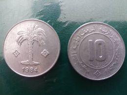 10 Centime FDC 1984 Algérie - Algeria