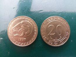 20 Centime FDC 1987 Algérie - Algeria