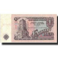 Billet, Bulgarie, 1 Lev, 1974, 1974, KM:93a, SUP+ - Bulgarie