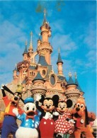 DISNEYLAND CHATEAU DE LA BELLE AU BOIS DORMANT - Disneyland