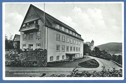 Herborn,Krankenhaus,1941,Feldpost, Mit Reservelazarett-Stempel, - Herborn