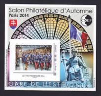 "#           ¤¤    Yvert CNEP N° 67 - ""Salon D'automne PARIS 2014"" - Neuf**  Luxe ¤¤ - CNEP"