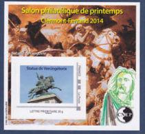 "#           ¤¤    Yvert CNEP N° 65 - ""Salon De Printemps CLERMONT-FERRAND 2014"" - Neuf**  Luxe ¤¤ - CNEP"