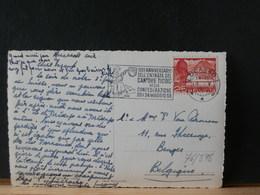 76/898  CP  FLAMME SUISSE   1953 - Switzerland