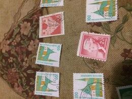 STATI UNITI PRESIDENTE ROSSO - Stamps