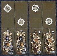 Malta 1978 - Europa Cept - Set With Vignettes MNH** - Europa-CEPT