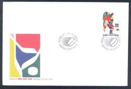 Finland 1997 Cover - Ice Hockey Sur Glace EIshockey; World Championship WC WM Weltmeisterschaft HELSINKI - Eishockey