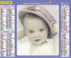 ALMANACH  DU FACTEUR  2003  EDITION   LAVIGNE  ENFANT - Calendars
