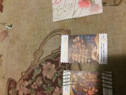 USA NATALE ARTE SACRA - Stamps