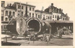 Antwerpen : S.H.A.E.F. War Exhibition 1945 ---- Horsa Glider - Antwerpen