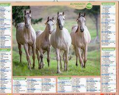 ALMANACH  DU FACTEUR  2016  EDITION   LAVIGNE  CHEVAL - Calendars