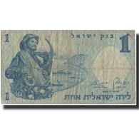 Billet, Israel, 1 Lira, 1958, 1958, KM:30a, TB - Israel