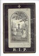 Dp 3376 - ALEXANDRE DE BAEREMAECKER -TORMONDE ET DEDECE 1871 - Santini